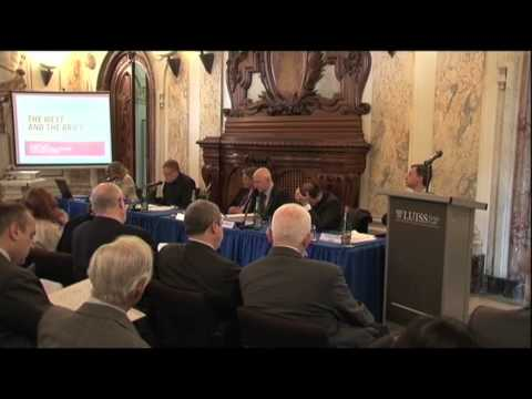 01 The West and the BRICs - The Challenge of Global Governance
