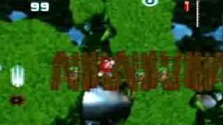 Attack of the Mutant Penguins - Atari Jaguar