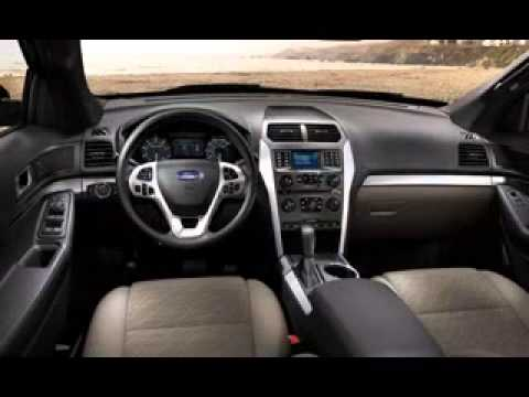 2014 Ford Explorer Interior