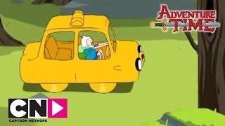 Adventure time! Hier ist die 5. Saison - | Abenteuer-Zeit! | Cartoon Network