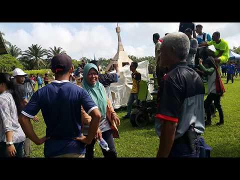Karnival Sukan Sempena Hari Pekerja Ladang Bukit Gold 01/05/2018