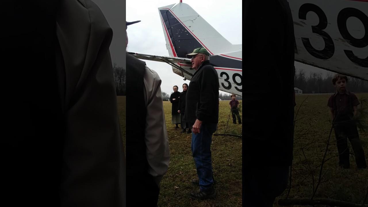 Plane Crashes in Kidron/Wayne County