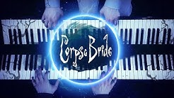 """""""The Piano Duet"""" - Tim Burton's Corpse Bride (Extended Version) [HD Piano Cover, Halloween Music]"""