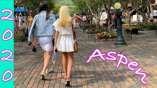 Virtual 4k Walk | Aspen Colora…
