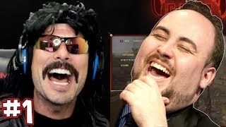 DrDisRespect Funniest Donations Compilation #1