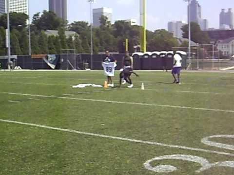 Xavier Youngblood Ary 40 yard dash