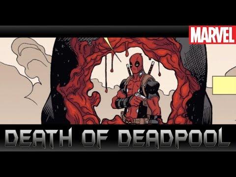 จุดจบของเดทพูล[ Death of Deadpool Review]comic world daily