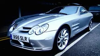 Mercedes SLR Oslo Challenge part 1 - Top Gear - BBC
