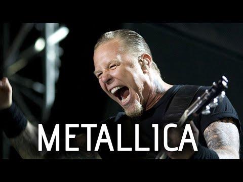 Enter Sandman but it's a complete shit show | Metallica