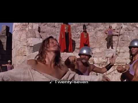 Jesus Christ SUPERSTAR (1973) - The Thirty-Nine Lashes - YouTube c67a2a324001