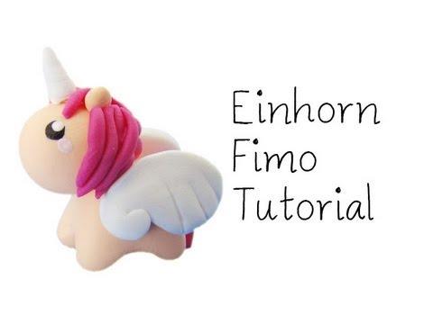 einhorn fimo tutorial unicorn polymer clay tutorial. Black Bedroom Furniture Sets. Home Design Ideas