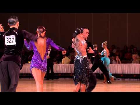 2012 Desert Classic Open Amateur Latin Final - Ballroom Dance Video