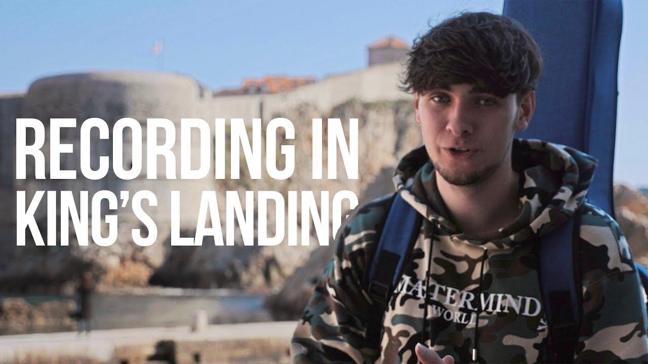 Recording in King's Landing - Croatia Trip Part 2