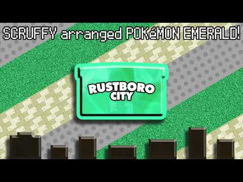 Pokemon Emerald Arrangement - Rustboro City