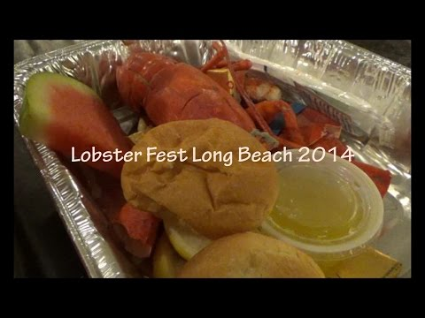 Lobster Fest Long Beach California 2014