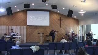 Sunday Morning Service 01-24-21