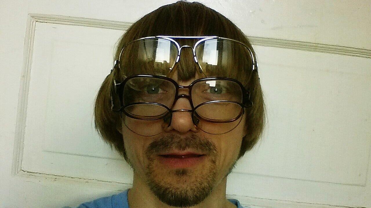 Weird Mens Glasses 2