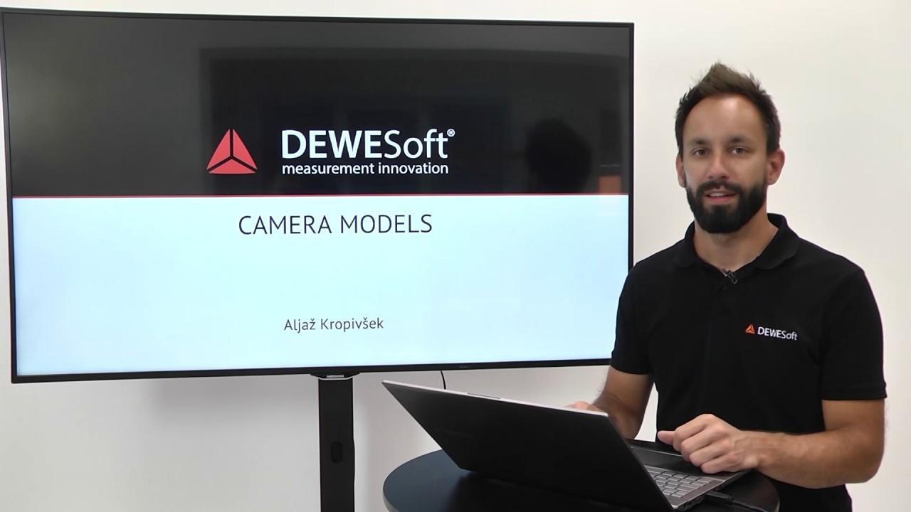 Video acquisition - Dewesoft cameras | Dewesoft Training Portal