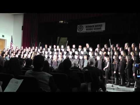Wake Up Everybody - Merrick Avenue Middle School Chorus 2012