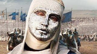 기독교와 이슬람교의 전면전쟁에 참가해 영웅이 된 대장장이
