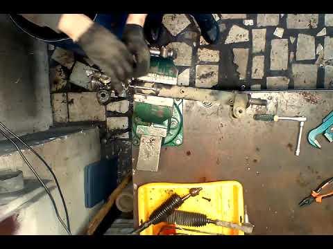 Chevrolet Cruze ремонт рейки