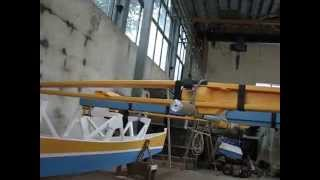 Boat Building, Heavy Metal.......