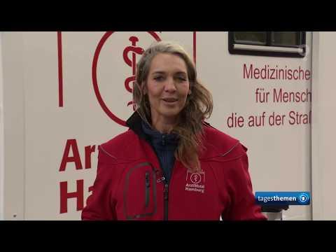 Held*in des Alltags: Ehrenamtliche bei Arztmobil Hamburg