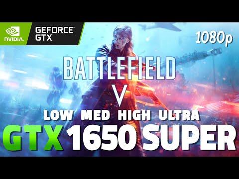 Battlefield 5 Test On GTX 1650 Super | I3 10100 + 16 GB RAM | All Settings