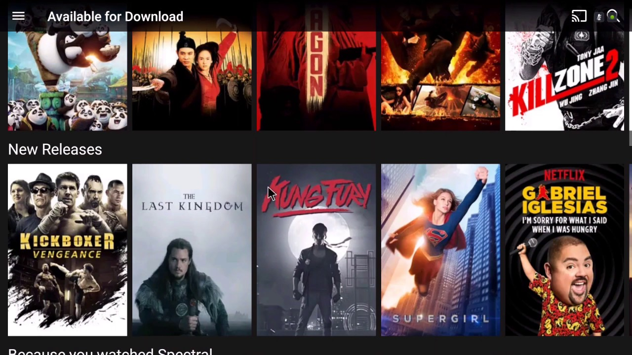 Download Netflix Movies And Tv Shows Nvidia Shield Tv