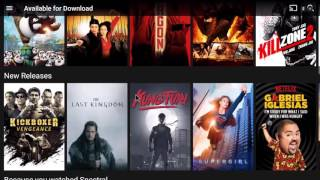 DOWNLOAD NETFLIX MOVIES AND TV SHOWS / NVIDIA SHIELD TV
