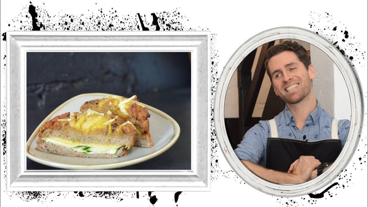 Vegan and Gluten-Free Croque Monsieur (aka Grilled Cheese ...
