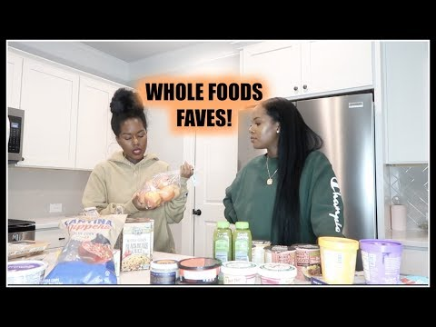 WHOLE FOODS FAVES! What's Good at Whole Foods?
