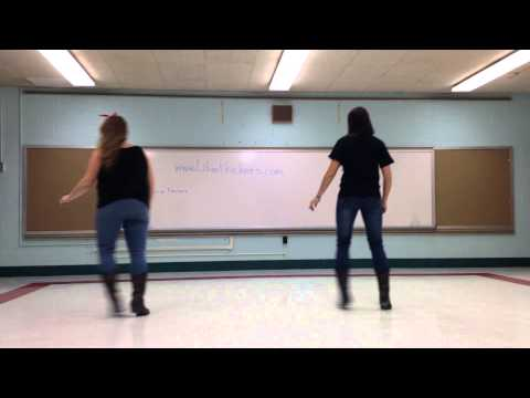 country dance steps instructions