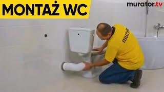 Montaż WC - montaż kompaktu. Możesz to zrobić sam! - DOMOWE SOS