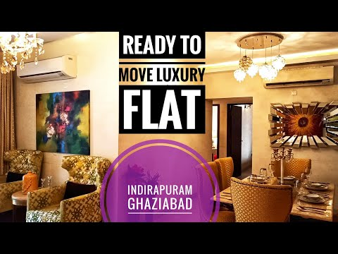 World Residency Indirapuram GZB || Ready to move flat for sa