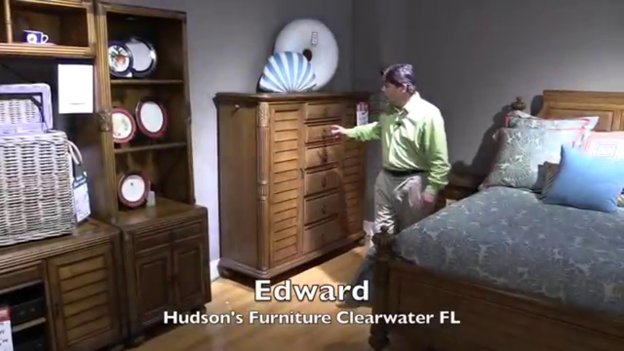 Clearwater Furniture American Drew Man S Chest King And Queen Size Bedroom Set Youtube
