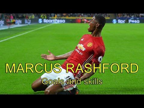 Marcus Rashford – Goals and Skills 2014-2016
