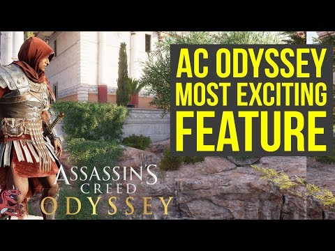 Assassin's Creed Odyssey – Why Ancient Greece Brings A Lot Exciting Options To The Game (AC Odyssey)