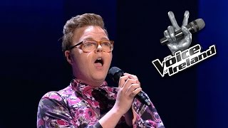 Ciaran O'Driscoll - Creep - The Voice of Ireland - Blind Audition - Series 5 Ep3