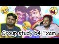 Group study   Before exam   Funny video   Comedy   Bangla   Santanu Bose
