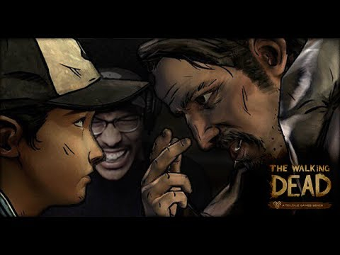 THIS MAN CARVER NEEDS TO GET BODIED. | The Walking Dead: Season 2 | #5