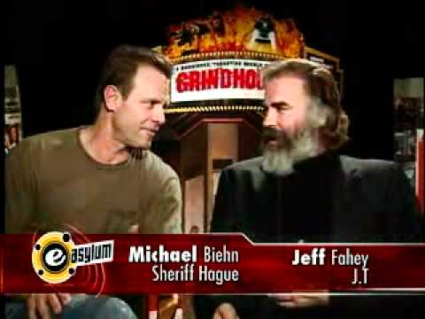 Grindhouse - Asylum Interview with Michael Biehn and Jeff Fahey
