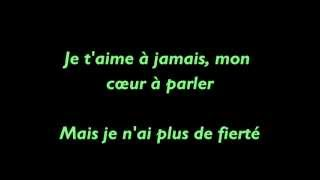 La fouine ft Zaho Ma meilleure PAROLES HD