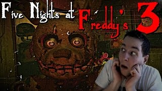 Five Nights at Freddy's 3 [German/Facecam] #1: Schockierender als je zuvor!
