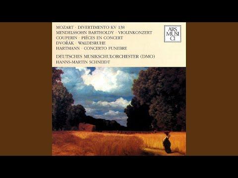 Klid (Silent Woods) , Op. 68, No. 5, B. 182