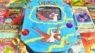 Ouverture d'une POKEBOX Pokémon FAIT MAIN ! #1