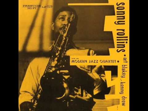 Sonny Rollins with the Modern Jazz Quartet  In a Sentimental Mood