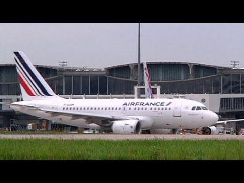 Air France suffers net loss