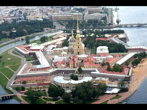 Смотреть Петропавловская крепость онлайн