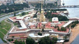 видео Петропавловская крепость